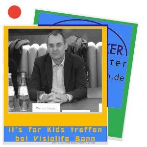 Sozial engagierte Unternehmen GSU It's for Kids Bonn