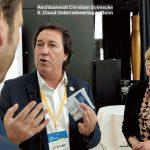 Christina Kampmann MdL Stephan Müller – Vorstand Scopevisio